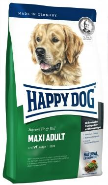 ADULT MAXI HAPPY DOG Fit Well 15 kg
